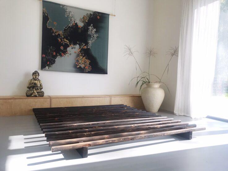 stelaż pod materac lub futon